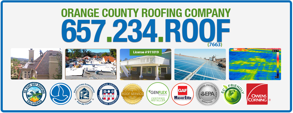 Orange County Roofing Company